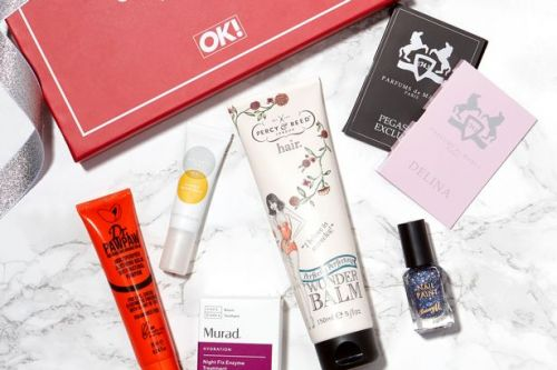 Get £65 worth of luxury products from just £13 with The OK! Beauty Edit
