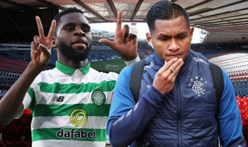 Celtic's Odsonne Edouard has Old Firm edge on Rangers' Alfredo Morelos according to stats