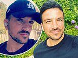 Peter Andre reveals dispute with fan who demanded he break social distancing rules for a selfie