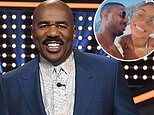 Steve Harvey jokes he has 'nothing but pure hatred' for his daughter Lori's beau Michael B. Jordan