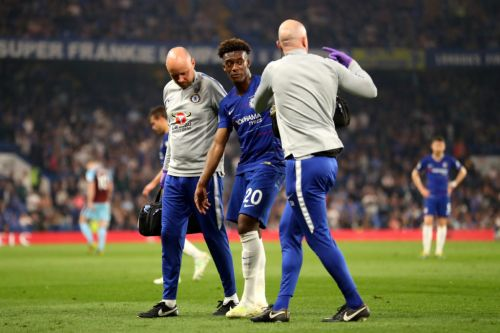 Callum Hudson-Odoi takes to Twitter to provide positive injury update