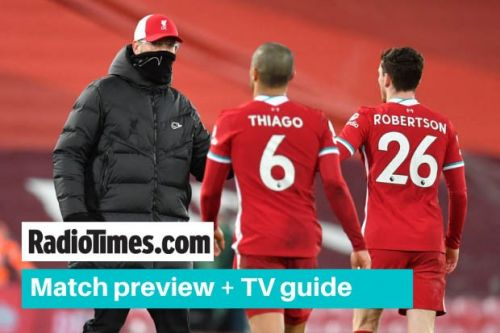 What channel is Liverpool v Burnley Premier League match on? Kick off time, live stream and latest team news