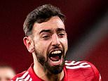 MARTIN KEOWN: Man United's players are following Bruno Fernandes' lead. he's the new Eric Cantona