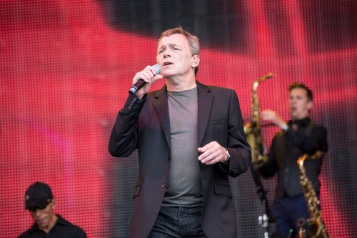 UB40 singer Duncan Campbell in hospital after suffering stroke