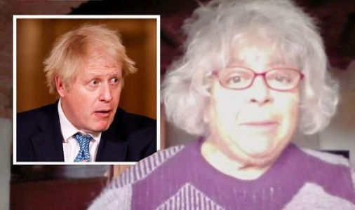 'Not going back to England until its safe' Miriam Margolyes in epic rant at 'clown' Boris