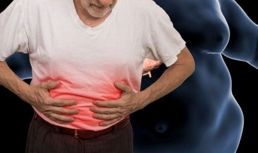 Fatty liver disease symptoms: The specific type of pain that can signal the condition