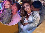 Jesy Nelson and boyfriend Sean Sagar spark SPLIT rumours after deleting snaps from Instagram