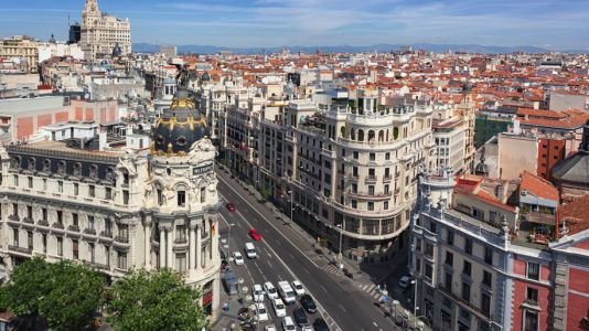 SNCF prepares for high speed rail within Spain