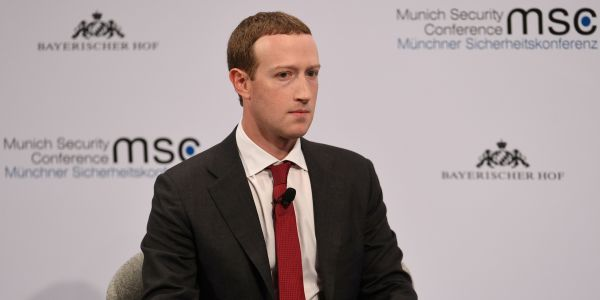 Facebook cancels its annual F8 conference due to coronavirus concerns