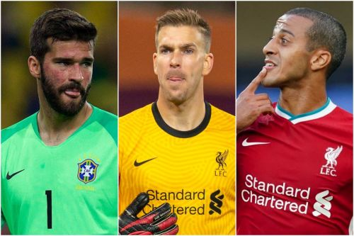 Injured Alisson called up by Brazil & Thiago latest ahead of Blades - Liverpool FC Roundup