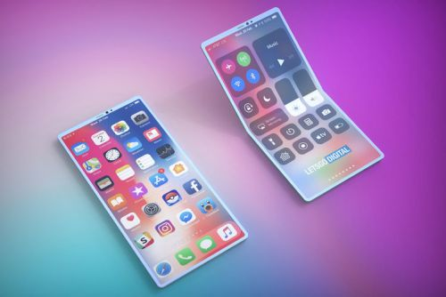 Samsung's latest announcement could lead to a folding iPhone