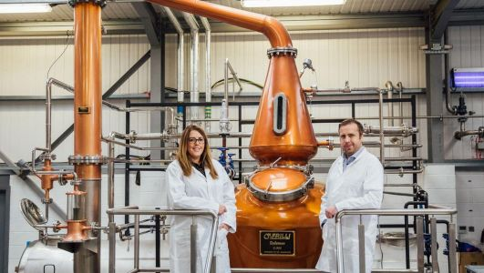 The family business: from Shortcross Gin to fashion and motoring