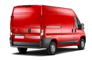Citroen Relay van review