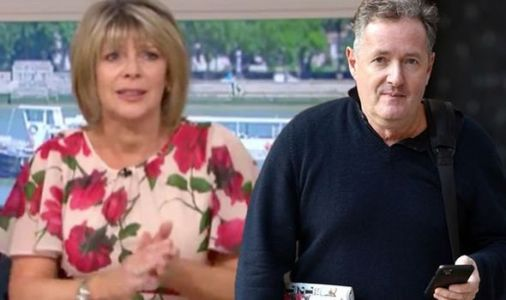 Piers Morgan: Ruth Langsford drops bombshell with confession about ITV colleague