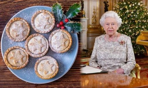 Queen Elizabeth's pastry chef shares her favourite mince pie recipe - and it's super easy