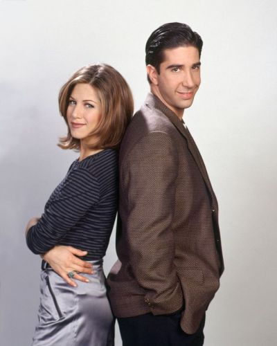 Turns Out Jennifer Aniston Was The Last Person To Find Out She Was Supposedly Dating David Schwimmer