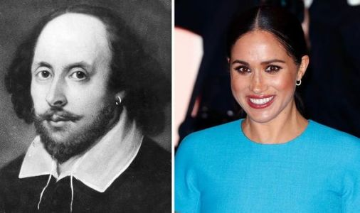 Meghan Markle legacy: The Duchess of Sussex's shocking link to William Shakespeare