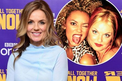 Geri Horner 'to deny lesbian sex with Mel B' who 'made it up to sell book'