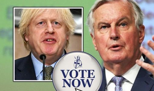 Brexit POLL: As trade talks end early is it time for Boris to compromise with the EU? VOTE