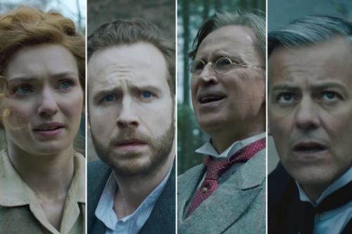 Meet the cast of BBC's The War of the Worlds
