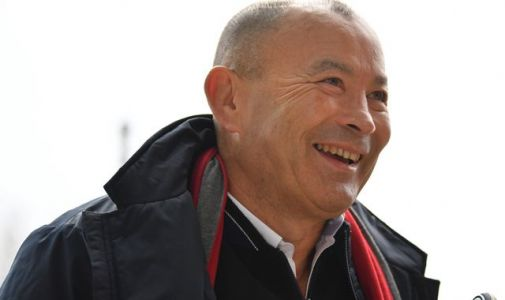 Eddie Jones extends England contract until 2023 World Cup