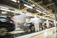 UK car manufacturing falls 44% in August as industry losses reach £9.5bn