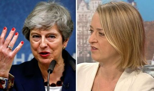BBC's Kuenssberg's staggering reveal on how both Labour and Tories regret ousting May