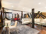 Bombproof luxury penthouse in MI6 headquarters goes on the market for £5.5m