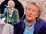 Rod Stewart reveals he has beaten prostate cancer after battling the disease for three years