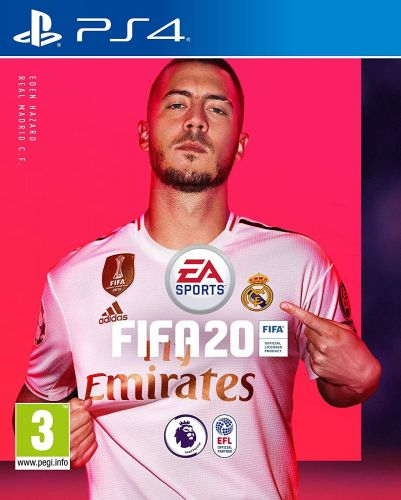 FIFA 20 returns to UK number one - Games charts 11 January