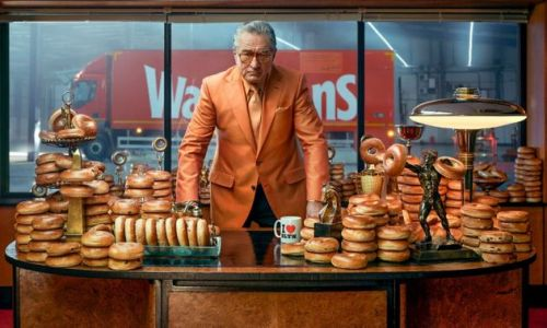 Robert De Niro Explains Himself After Appearing In Warburtons Advert