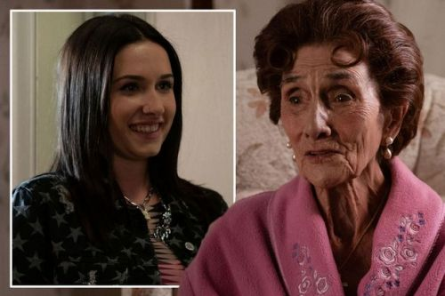 EastEnders legend Dot Cotton finally returns - and brings troublesome Dotty