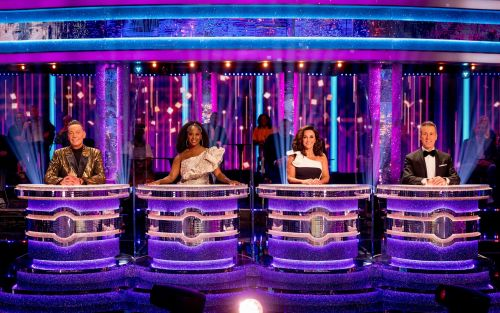 Strictly Come Dancing 2021, week 1: the celebrities take to the floor for the first time
