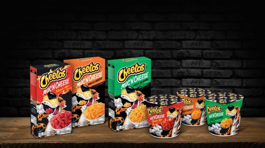 Walmart is now selling Cheetos mac and cheese - and yes, there's a Flamin' Hot flavor