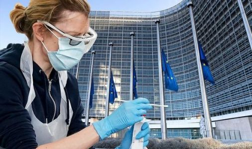 EU scandal: Eurocrats splurge £900k on Covid tests while most Europeans pay for their own