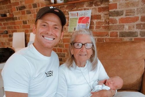 Joe Swash's regret that he couldn't fulfill his nan's last wish due to COVID