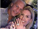 Shannon Beador's ex-husband David, 55, is expecting a baby with his new fiancée Lesley Cook, 36