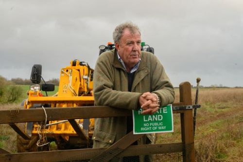 Jeremy Clarkson's farm 'invaded by swingers' with frisky couple 'romping on his tractor'