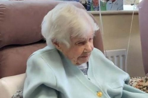Britain's oldest person who helped WW2 effort dies at home aged 112