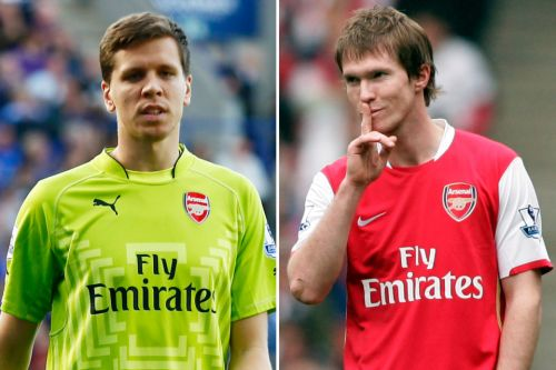 Arsenal legend Alexander Hleb 'would have achieved more but liked a drink' - claims former teammate Szczesny