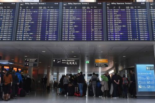Storm Ciara flight delays - your rights to getting your money back explained