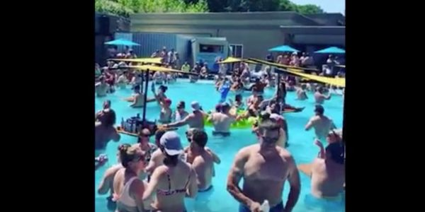 'Reckless' people filmed partying in Lake of the Ozarks have been told to self isolate by state health official