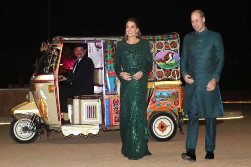 Kate and William tour: 'Annoyed' Pakistan ministers 'storm out of reception'