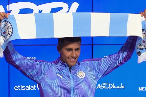 Man City record signing Rodri insists he can be much more than Pep Guardiola's enforcer