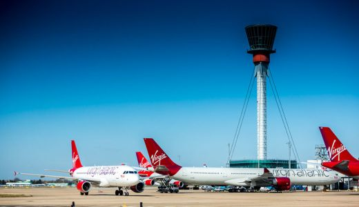 Virgin Atlantic drops Gatwick, Manchester, Glasgow and Belfast