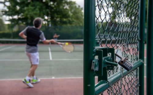 How has life changed at your local sports club? Let us know