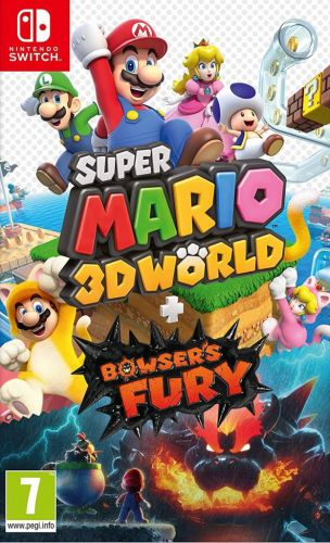 Four weeks at number one for Super Mario 3D World - Games charts 6 March