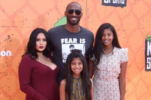 Kobe Bryant's wife Vanessa pays tribute to icon and their daughter
