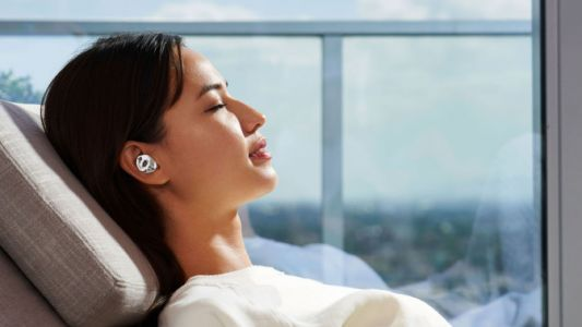 These stylish true wireless earbuds get their energy from the sun