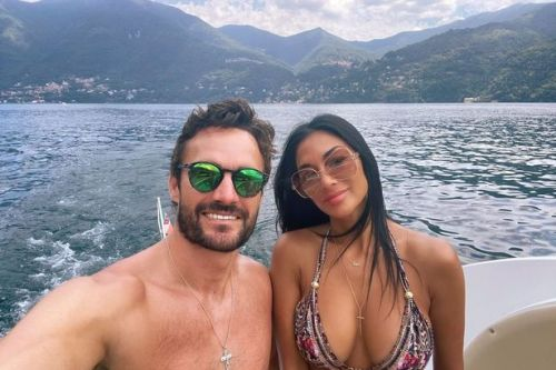 Scots rugby star Thom Evans admits he's 'punching' and has hit jackpot with girlfriend Nicole Scherzinger